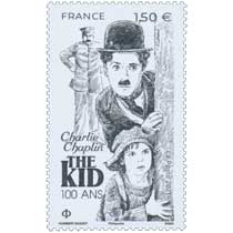 2021 Charlie Chaplin THE KID 100 ANS
