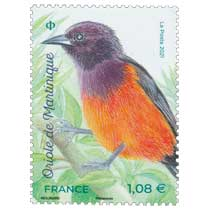 2021 Oriole de Martinique