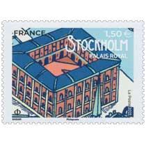 2021 STOCKHOLM - Palais royal