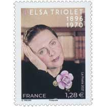 2021 ELSA TRIOLET 1896-1970