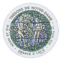 2021 TRÉSORS DE NOTRE-DAME – ADAM ET ÈVE
