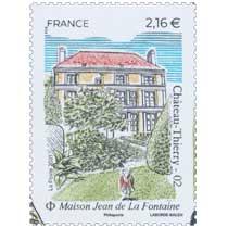 2021 Maison de Jean de La Fontaine - Château Thierry - 02