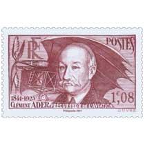 2021 Patrimoine de France - CLÉMENT ADER 1841-1925 PRÉCURSEUR DE L'AVIATION