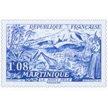 2021 Patrimoine de France - MARTINIQUE LE MONT PELÉ