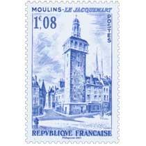 2021 Patrimoine de France - MOULINS - LE JACQUEMART
