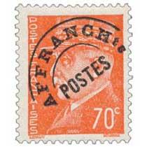 Sans légende particulière - Type Pétain