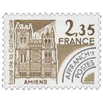 Tours de la cathédrale Amiens