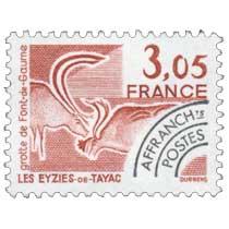 grotte de Font-de-Gaume LES EYZIES-DE-TAYAC