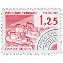 1982 Fort de Salses