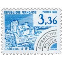 1982 Château d'If