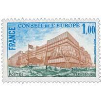 1977 CONSEIL DE L'EUROPE STRASBOURG