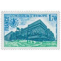 1978 CONSEIL DE L'EUROPE STRASBOURG