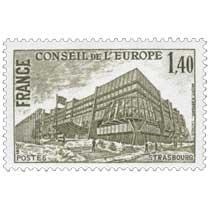 1980 CONSEIL DE L'EUROPE STRASBOURG