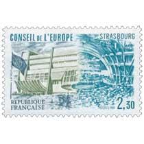 1981 CONSEIL DE L'EUROPE STRASBOURG