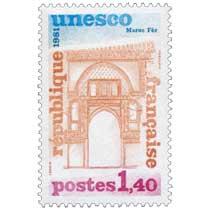 1981 Unesco Maroc Fès