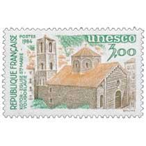 1984 Unesco KOTOR - ÉGLISE STE-MARIE - YOUGOSLAVIE -