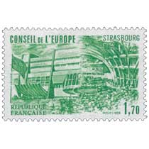 1984 CONSEIL DE L'EUROPE STRASBOURG