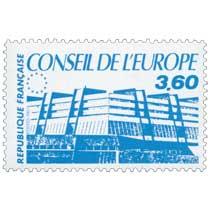 1987 CONSEIL DE L'EUROPE