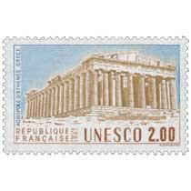 1987 UNESCO ACROPOLE D'ATHÈNES - GRÈCE