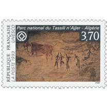 1993 UNESCO Parc national du Tassili n'Ajjer - Algérie