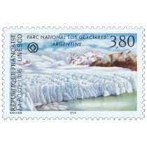 1996 UNESCO PARC NATIONAL LES GLACIARES ARGENTINE