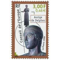 1999 Conseil de l'Europe Aurige de Delphes