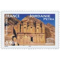 2005 UNESCO JORDANIE - PÉTRA