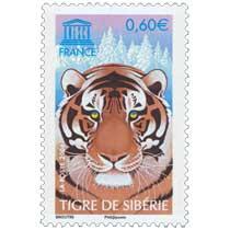 2006 UNESCO TIGRE DE SIBÉRIE