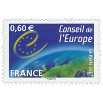 2007 Conseil de l'Europe