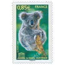 2007 UNESCO Le Koala - AUSTRALIE