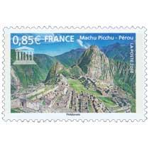 2008 UNESCO Machu Picchu - Pérou