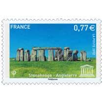 2012 Stonehenge - Angleterre UNESCO