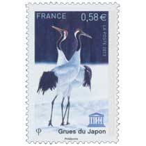 2013 Grues du Japon UNESCO