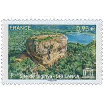 2013 Site de Sigirîya - Sri Lanka UNESCO