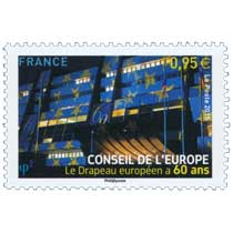 2015 Conseil de l'Europe - Le Drapeau européen a 60 ans