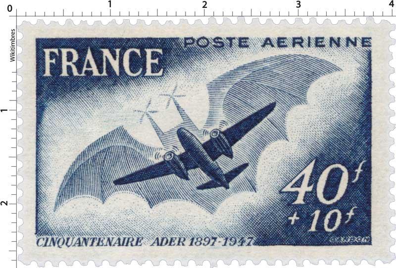 CINQUANTENAIRE ADER 1897-1947