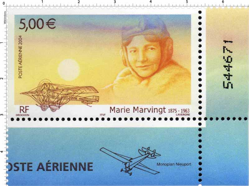 2004 Marie Marvingt 1875-1963