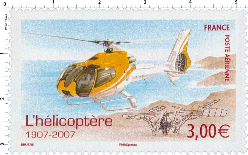 L'hélicoptère 1907-2007