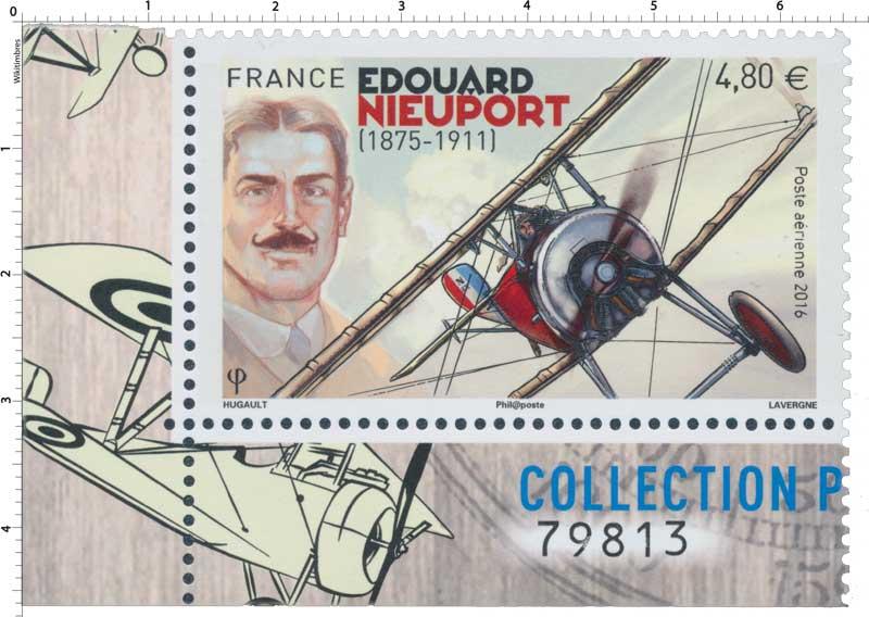 2016 Edouard Nieuport (1875 - 1911)