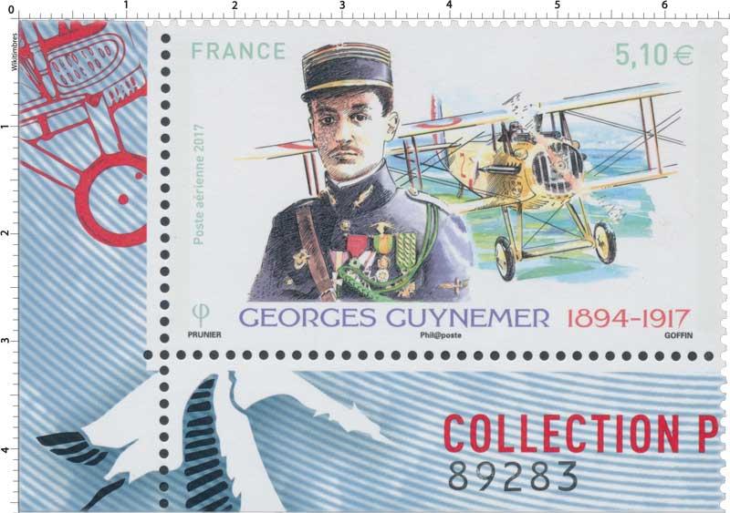 2017  Georges Guynemer 1894 - 1917