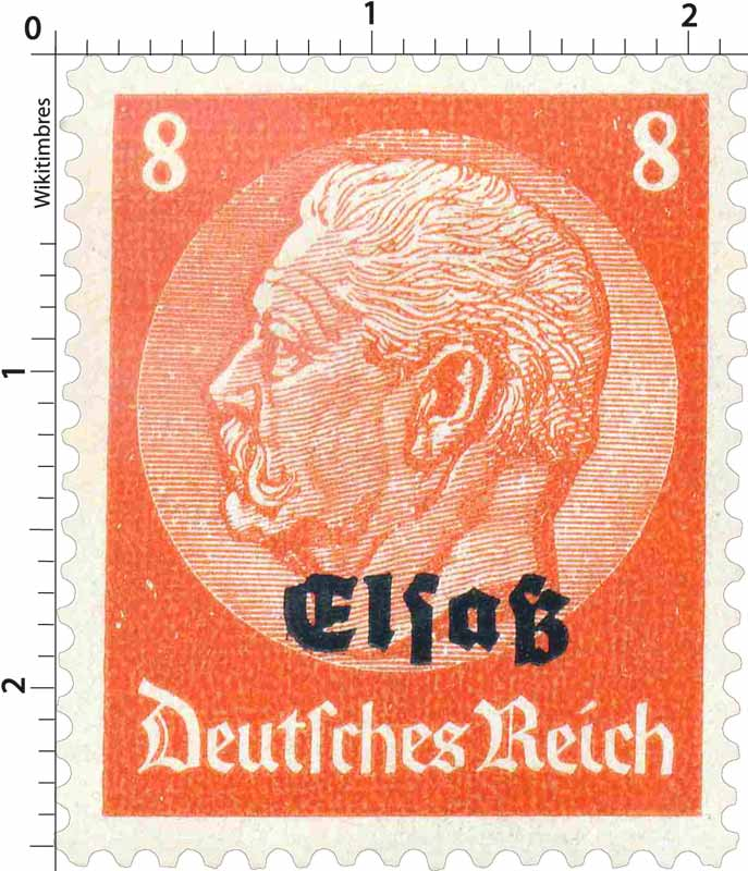 Elsaß Deutches Reich