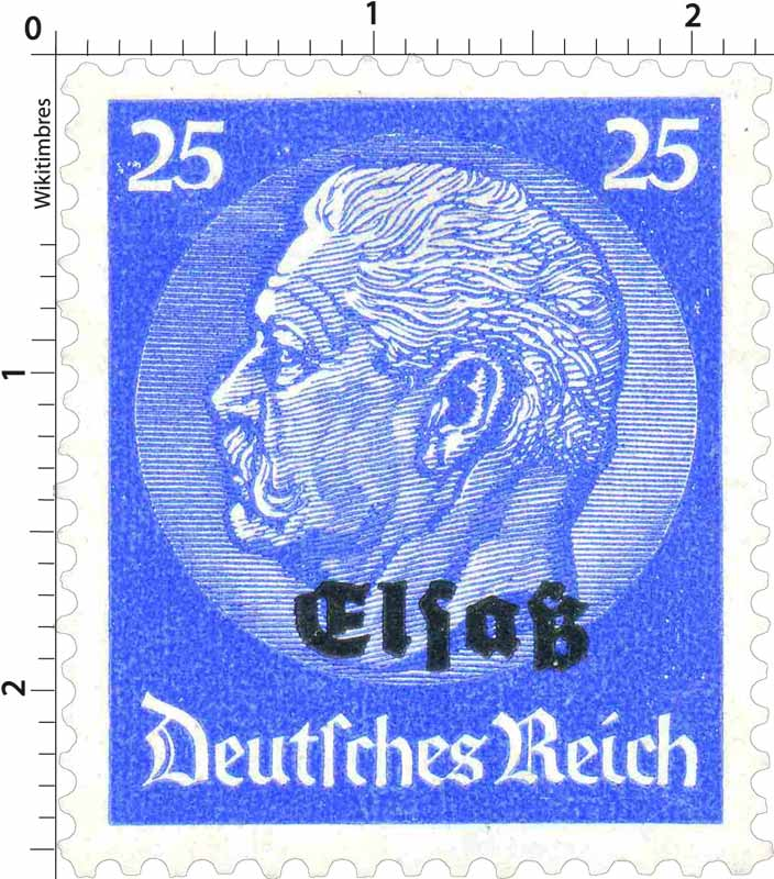 Elsaß Deutches Reich