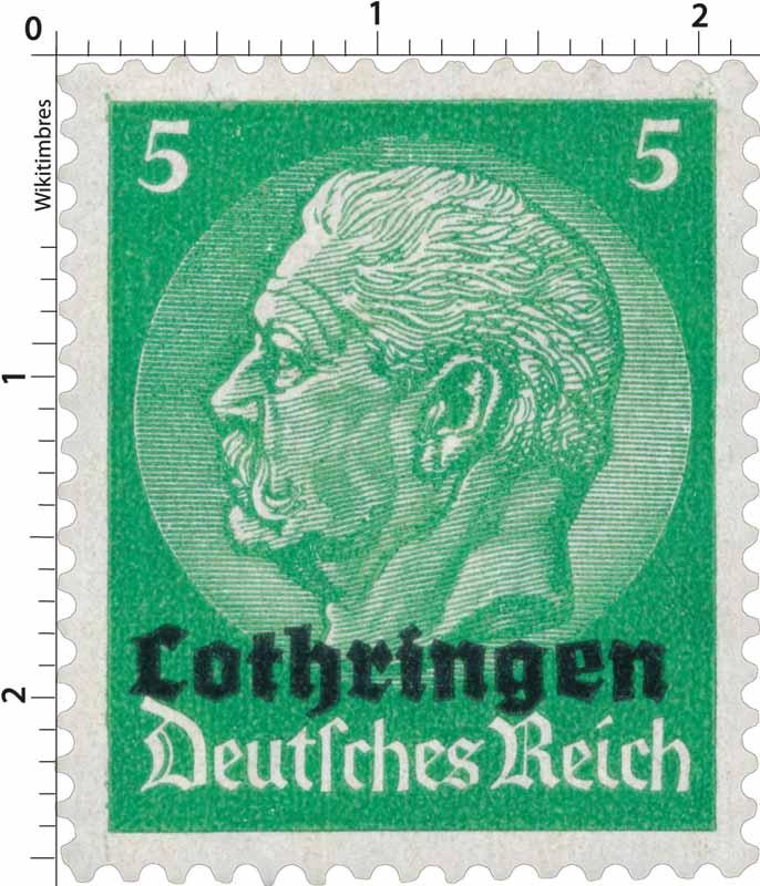 Lothringen Deutches Reich