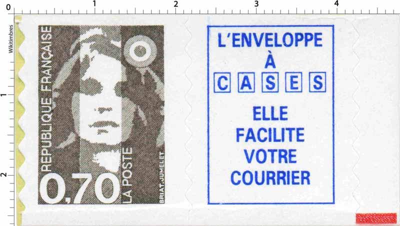 L'ENVELOPPE A CASES ELLE FACILITE VOTRE COURRIER
