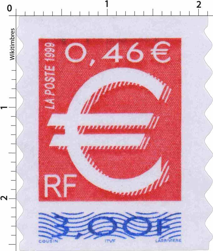 1999 € - type euro