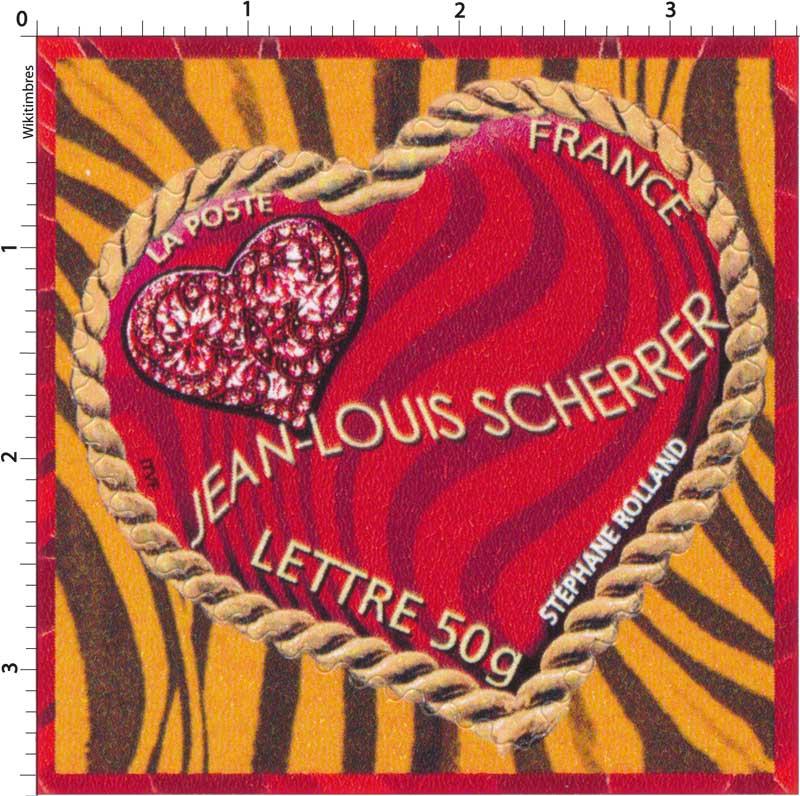 JEAN-LOUIS SCHERRER