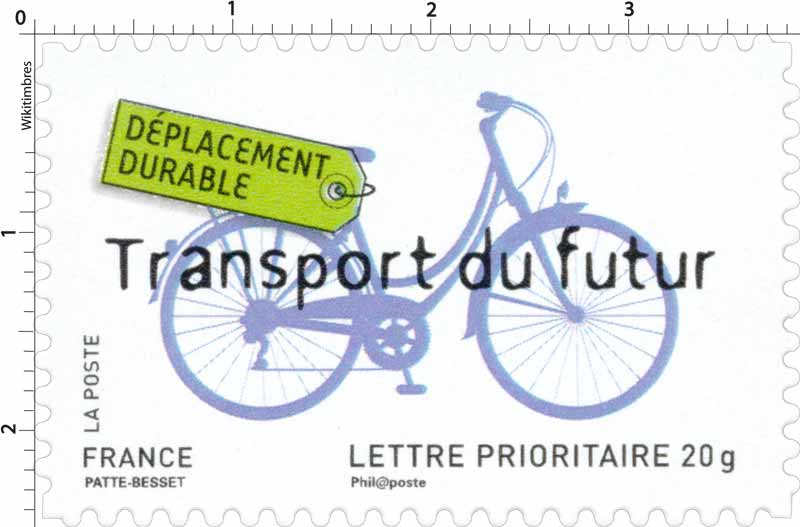 Transport du futur DÉPLACEMENT DURABLE
