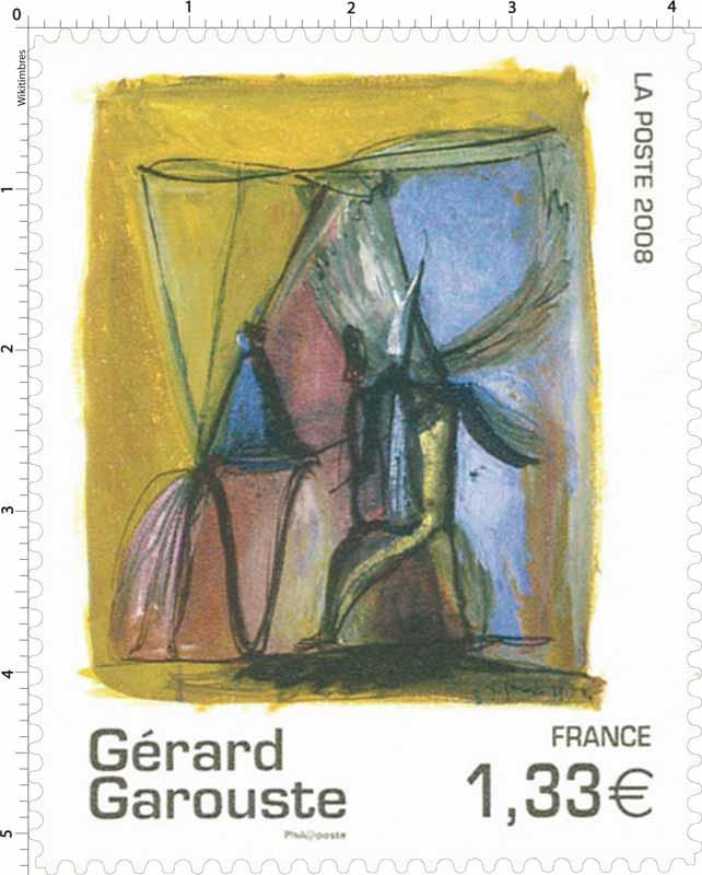 2008 Gérard Garouste