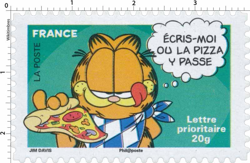 ÉCRIS-MOI OU LA PIZZA Y PASSE