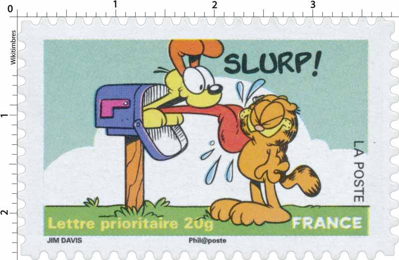 SLURP !